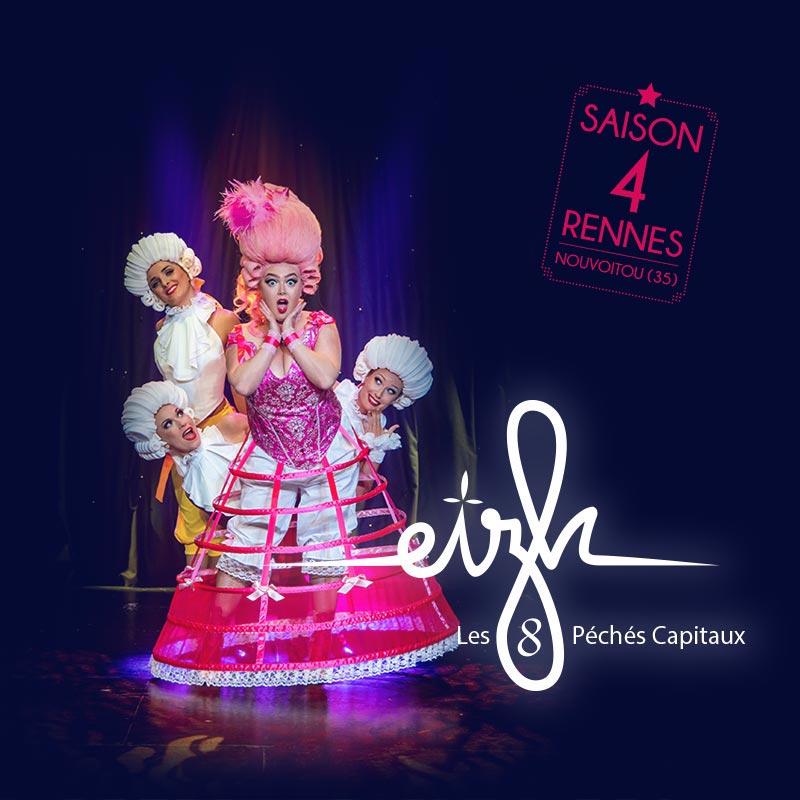 Revue Eizh Saison-4 - Cabaret Moustache